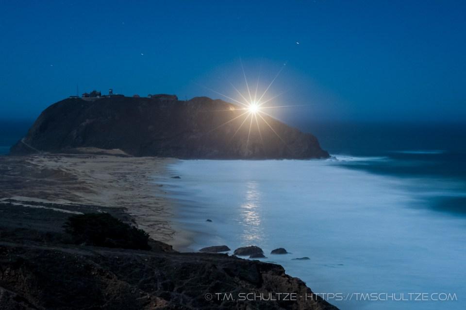 Point Sur Lighthouse by T.M. Schultze