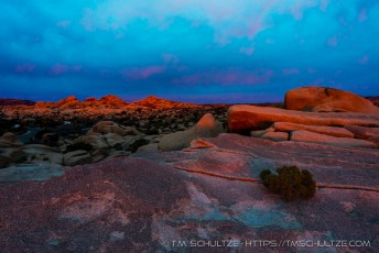 Last Light, Jumbo Rocks