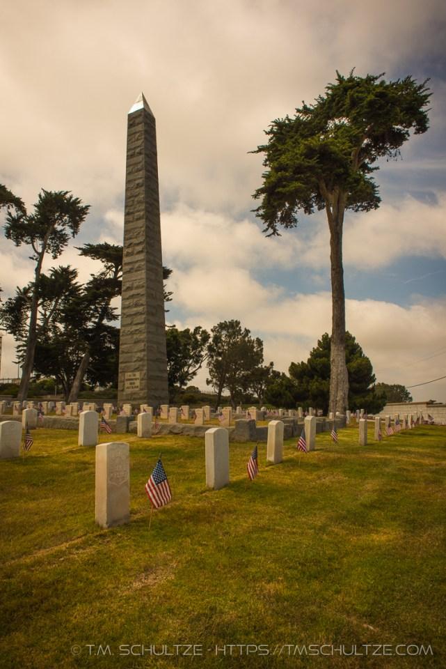 Bennington Battle Monument by T.M. Schultze