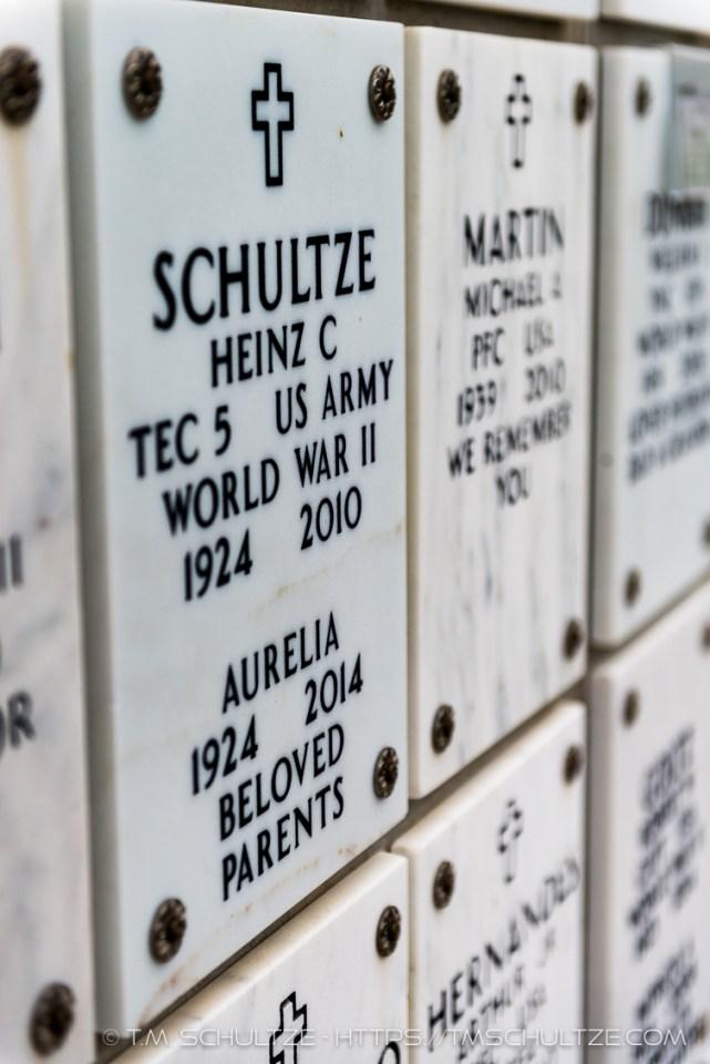 Heinz Schultze by T.M. Schultze