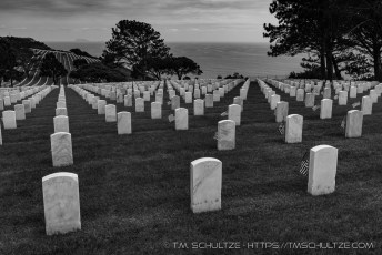 Section V View, Fort Rosecrans
