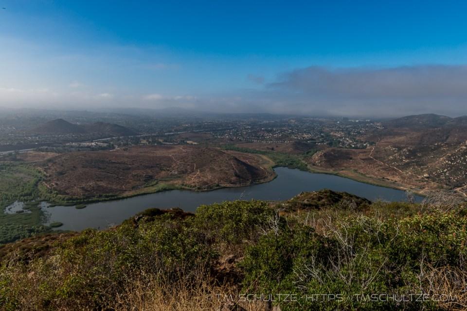 Morning on Bernardo Mountain by T.M. Schultze