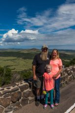 2016 - Capulin Crater Family