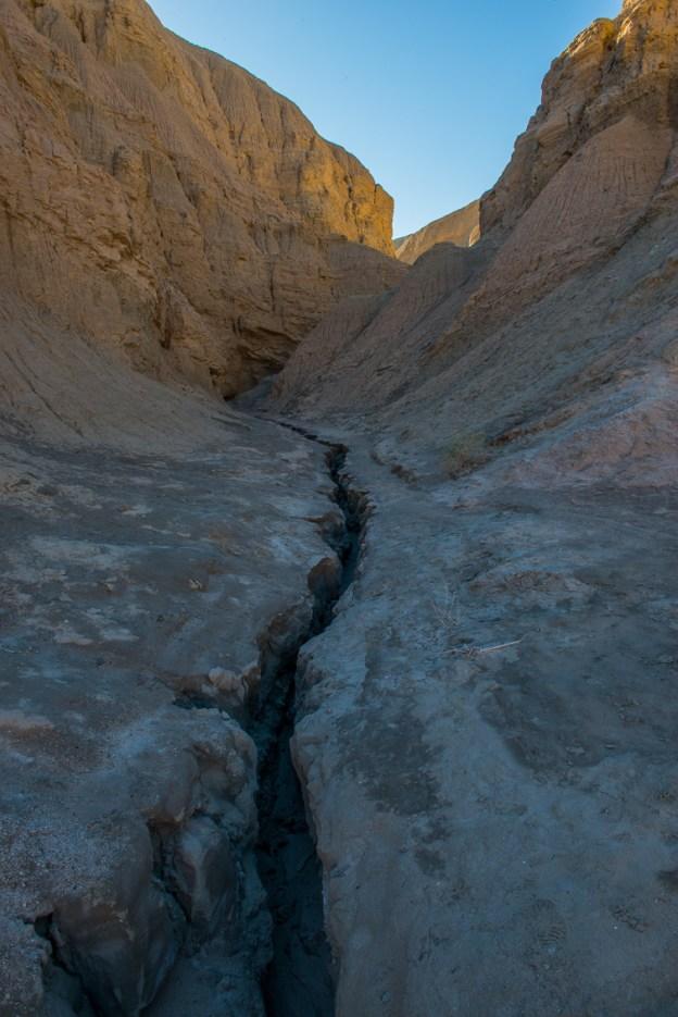 Arroyo Tapiado: Slot Canyon Within Slot Canyon