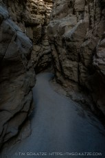 Quiet Slot Canyon