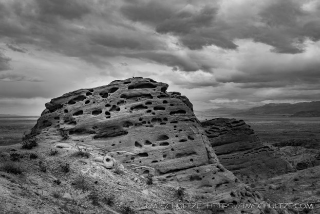 Sandstone Butte by T.M. Schultze