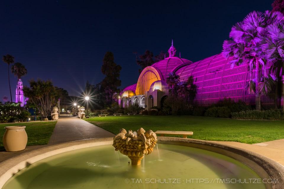 Violet Castles by T.M. Schultze