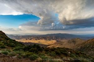 Kwaaymii Point Monsoon by T.M. Schultze