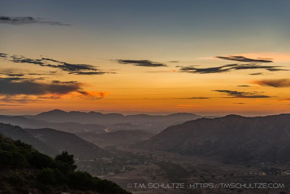 El Monte Valley by T.M. Schultze