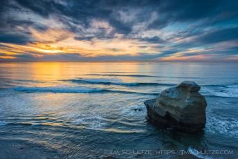 Last Light, Ross Rock