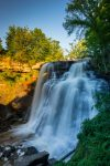 Brandywine Falls, Cuyahoga, by T.M. Schultze