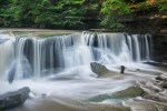 Great Falls of Tinkers Creek by T.M. Schultze