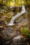 Lands Run Falls, Shenandoah National Park, by T.M. Schultze