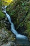 Dark Hollow Falls Channel by T.M. Schultze