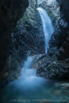 Zapata Falls Canyon by T.M. Schultze