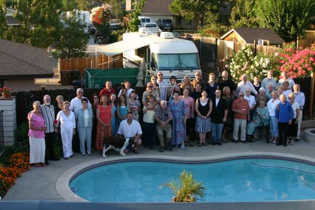 Anniversary Party for the House Family (Photo Credit:  Matt Harmon)