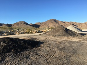 This Service Area is only 12.9 from Joshua Tree's administrative offices. Move the grading there and make this another campsite!