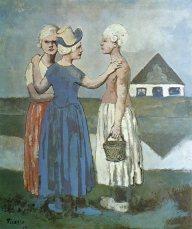 1905, Three Dutch Girls