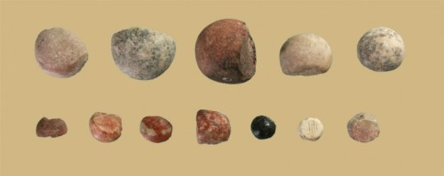 Stone Weights from the First Temple Period