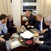Meeting with Prime Minister Binyamin Netanyahu