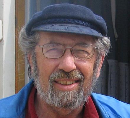 Gaby Barkai head photo