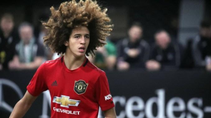 Hannibal Mejbri - Player profile 21/22   Transfermarkt