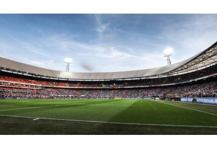 feyenoord rotterdam stadium stadion