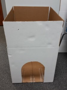 How To DIY A Snoopy Doghouse Movers Who Blog In