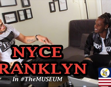 "Nyce Franklyn is ""Just Being Frank"""