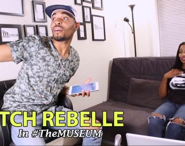 Dutch ReBelle talks Kiss Kiss & Texting Her Celly!