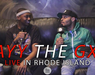 Kayy The GXD LIVE at Cousin Stizz Show (Rhode Island)