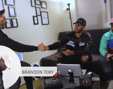 Brandon Tory talks New Visuals, Being Home & Studio with Timbaland