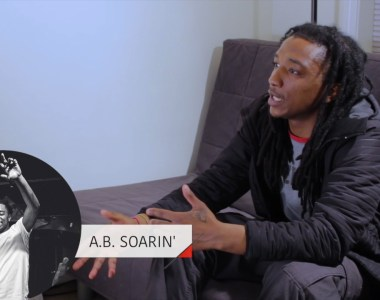 Two Solid Projects & A.B. Soarin' is Still Hungry To Create