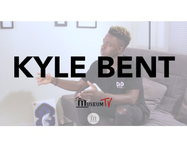 Kyle Bent talks being a Signed Artist & bringing life to his Hometown