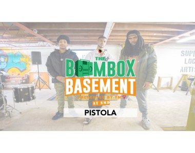 "The Boombox Basement Presents: ""Faithfully"" By Pistola"