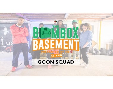 The BoomBox Basement Presents: Goon Squad Dance Crew