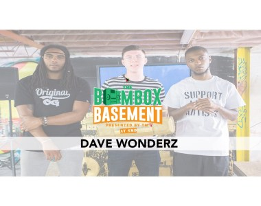 "The BoomBox Basement Presents: ""Everyday"" by Dave Wonderz"