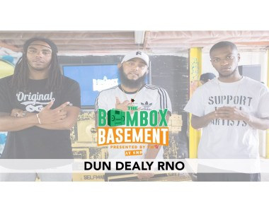 "The BoomBox Basement Presents: ""Visions of Gotti"" by Dun Dealy RNO"