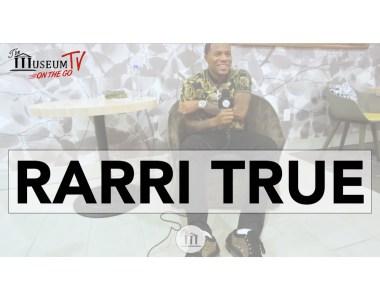 Rarri True talks New Music, Origins, Blac Chyna, His Water Business & More | (Atlanta, GA)