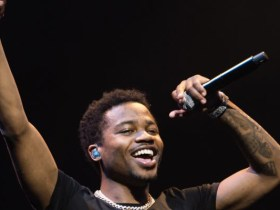 Excited to be in the studio with Kendrick Lamar–Roddy Ricch