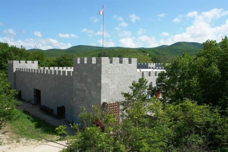 9. Замок «Львиная голова»
