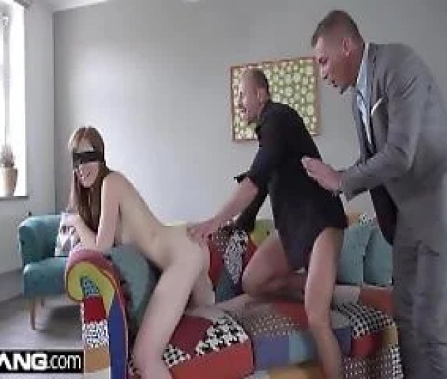 Glamkore Linda Sweet Gets A Surprise Threesome