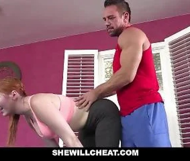 Shewillcheat Hot Curvy Gunger Wife Fucking Personal Trainer