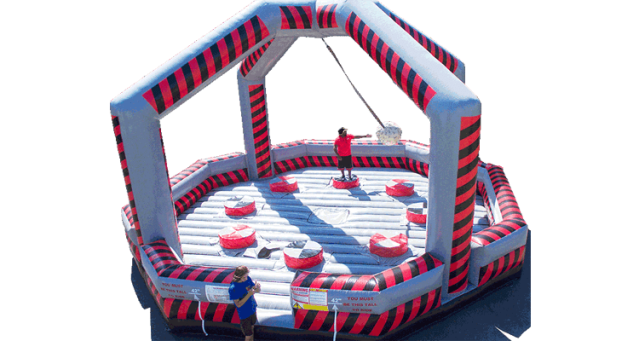 Ninja Warrior Dome
