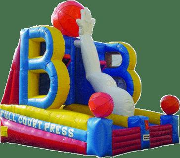 Inflatable Game Rentals Nashville