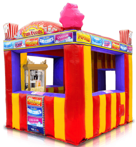 Concession Booth Rentals