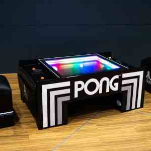Atari Pong Coffee Table Rentals