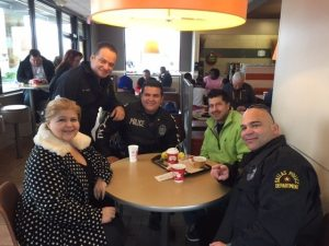 Coffee With Cops Promises Candid Conversations With DPD
