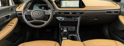 Hyundai Sonata Named One of Wards 10 Best User Experiences™ for 2020