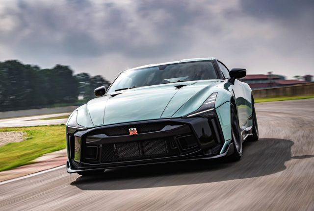 New GT-R50